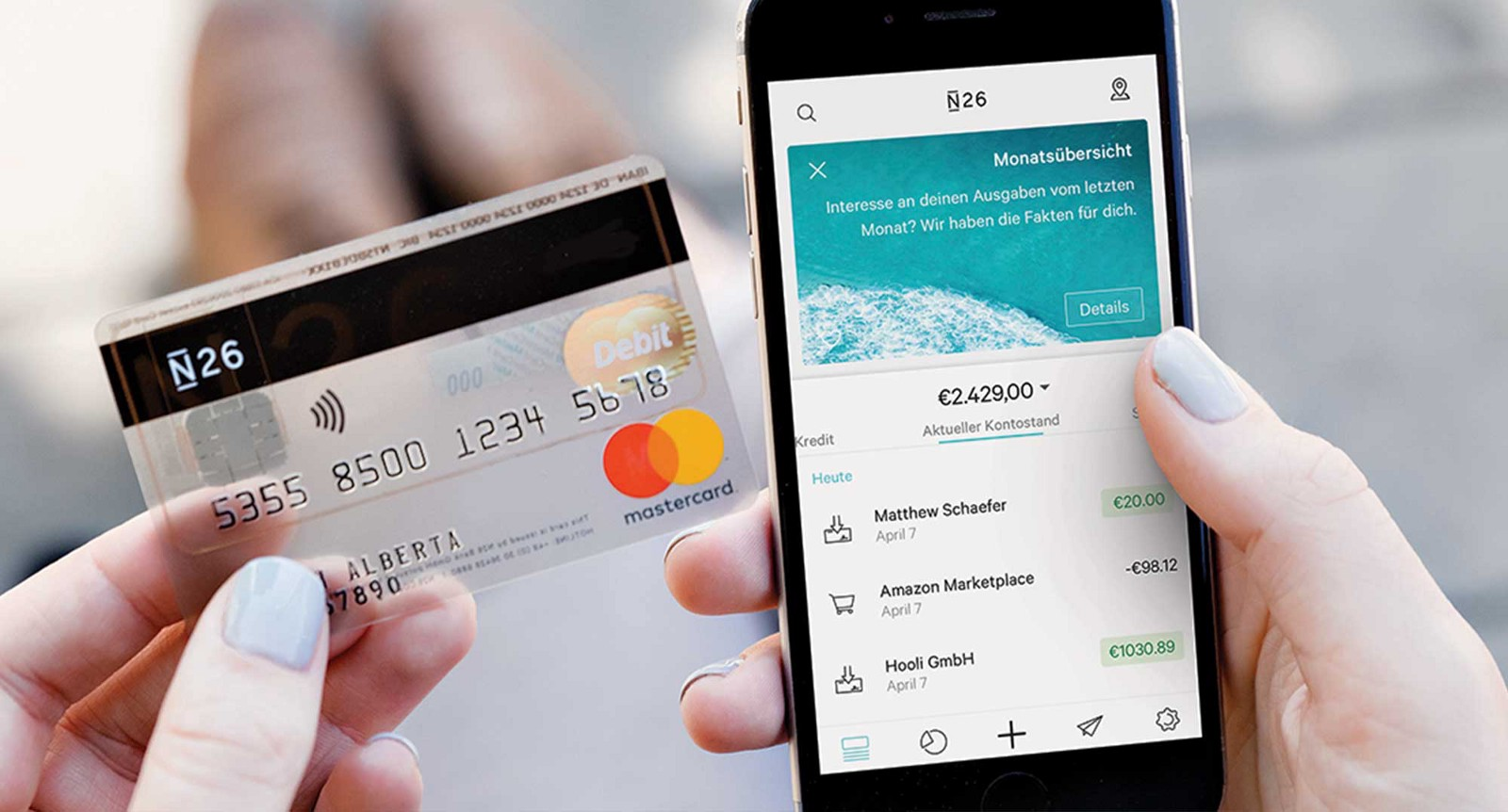 German fintech company N26 becomes a unicorn with USD 2 7 bn