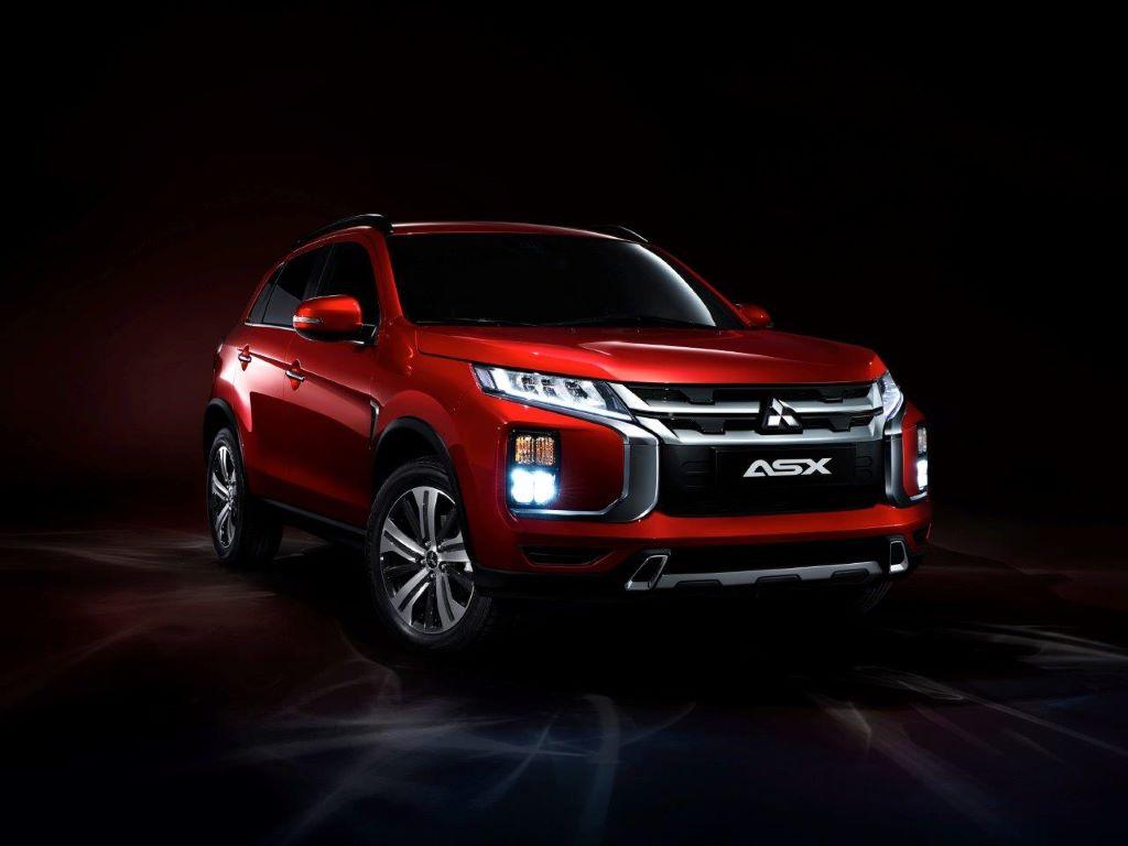 Mitsubishi Motors Releases Compact SUV Model ASX 2020