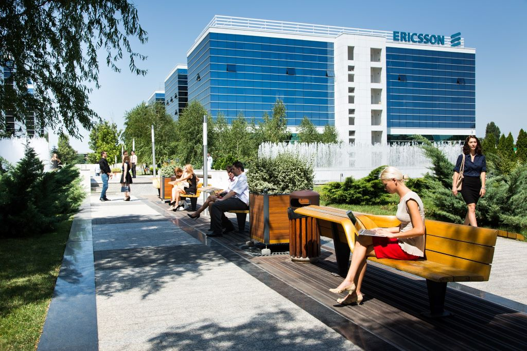 West Gate Leasing >> Ericsson Romania Prolonged By 5 Years The Lease On 15 000 Sqm Office