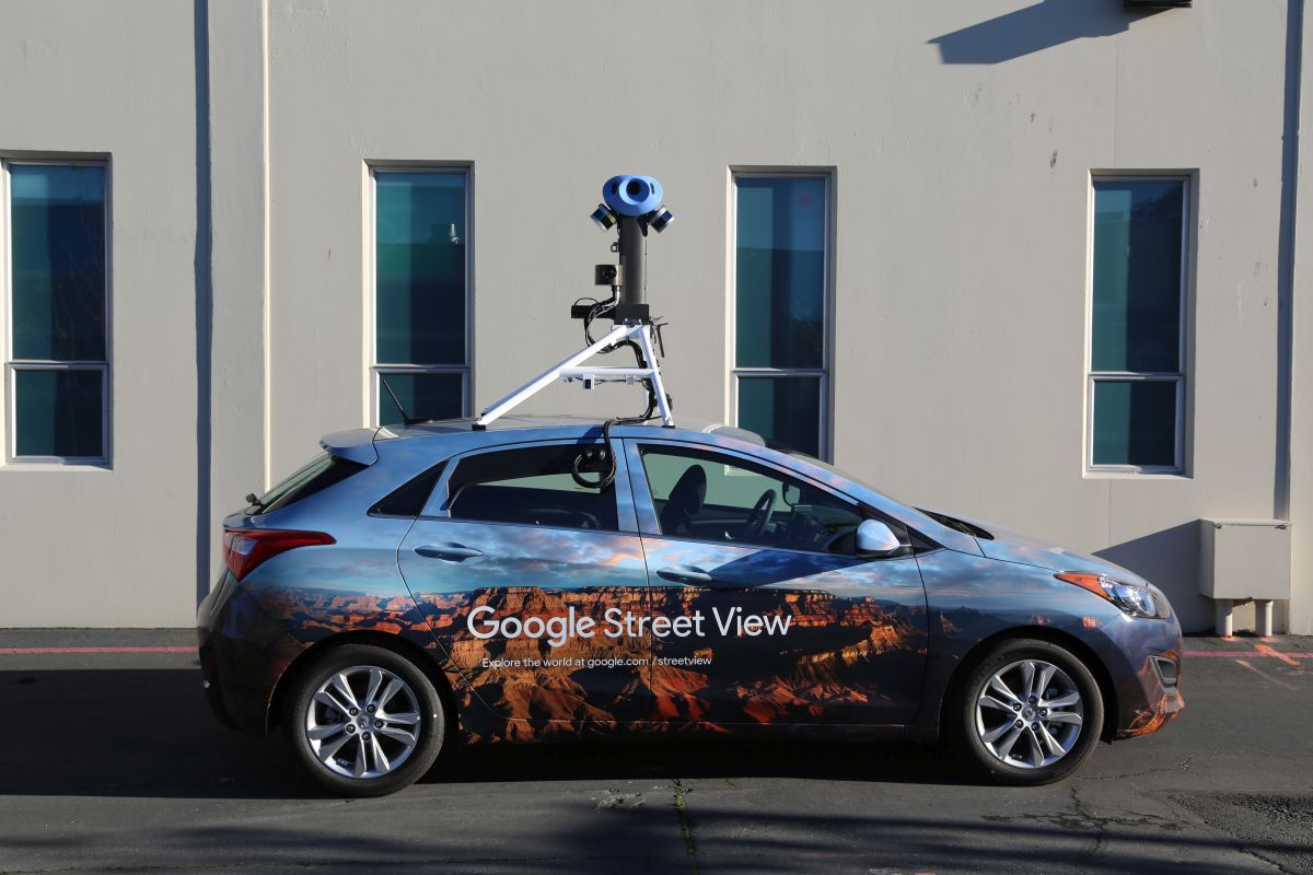 The New Google Street View Cars Will Map Romania Beginning This Summer