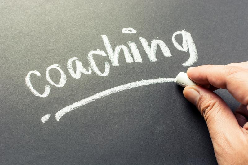 coaching in chalk
