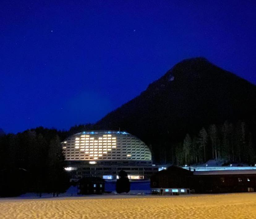 Intercontinental Davos (photo credit: Intercontinental Davos Facebook page)