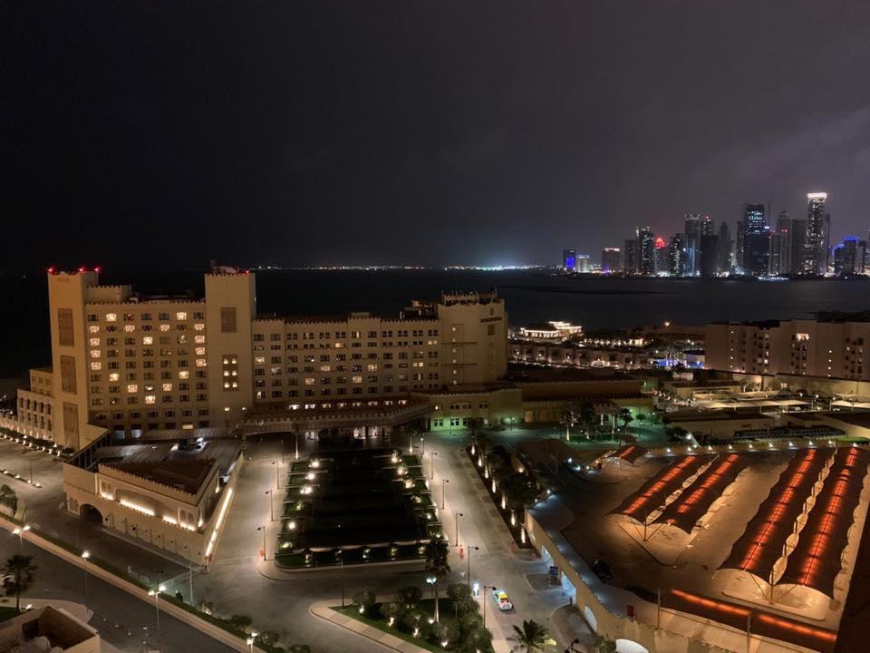 Intercontinental Doha (photo credit: Intercontinental Doha Facebook page)