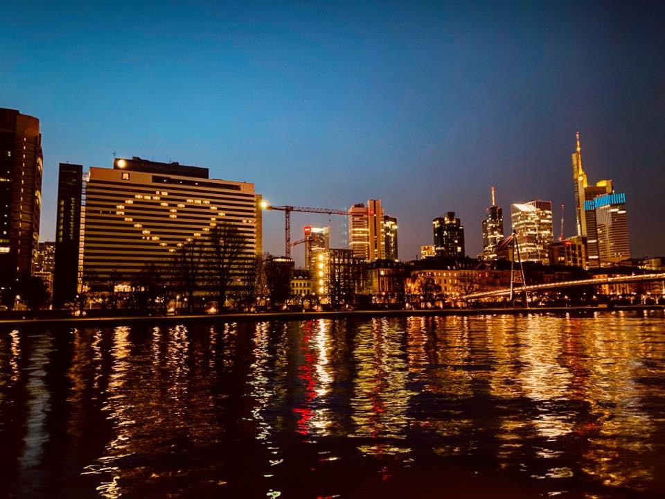 Intercontinental Frankfurt (photo credit: Intercontinental Frankfurt Facebook page)
