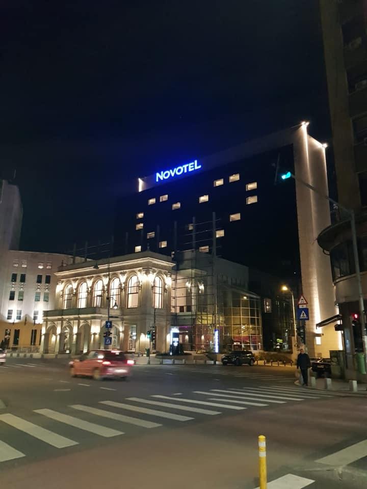 Novotel Hotel Bucharest (photo credit: Novotel Hotel Bucharest)