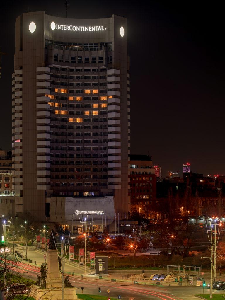 Intercontinental Bucharest (photo credit: Dan Mihai Balanescu)