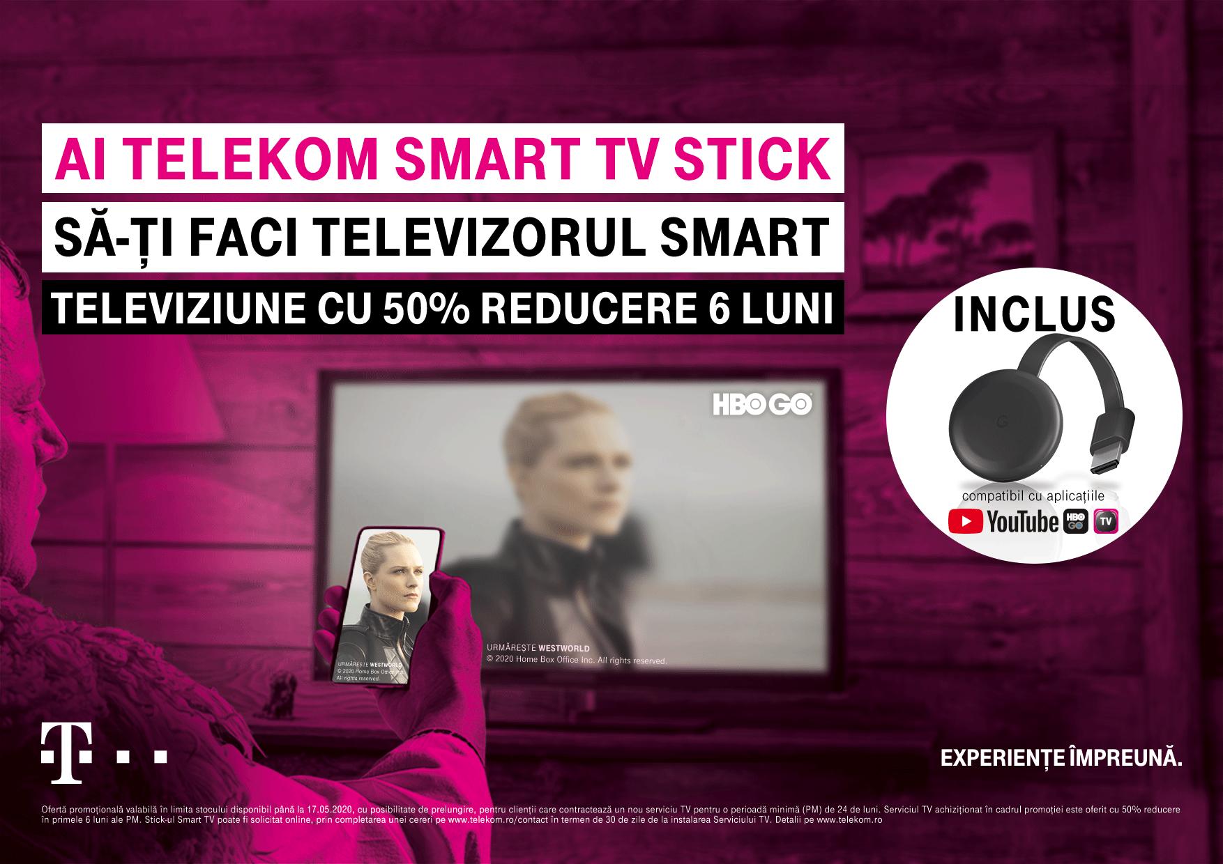 Telekom Entertain Smart Tv